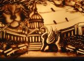 Прибыльный малый бизнес: Песочное шоу
