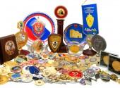 Изготовление медалей и наград